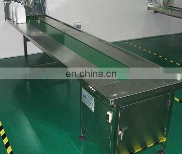 FLK stepless speed adjustment conveyor belt production line