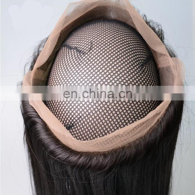 2017 new human hair products 360 lace frontal all handed virgin brazilian hair full lace frontal