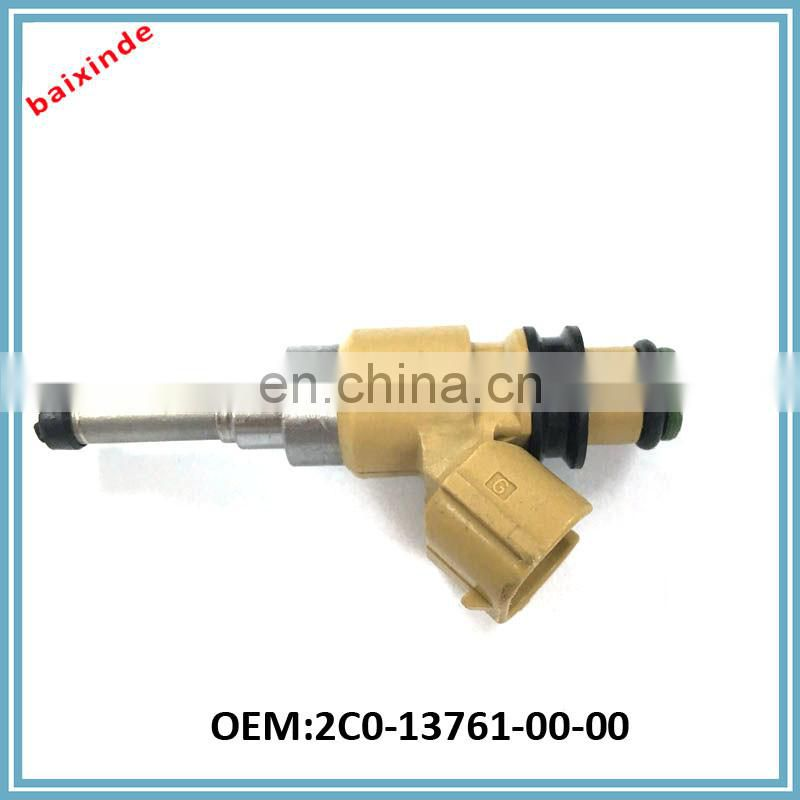 BAIXINDE BRAND NEW OE 0640 2C0-13761-00-00 FUEL INJECTOR 2C0137610000 for YAMAHAs R6 Fuel Nozzle