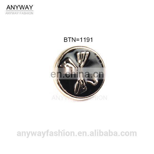 Guangzhou metal buttons with ABS