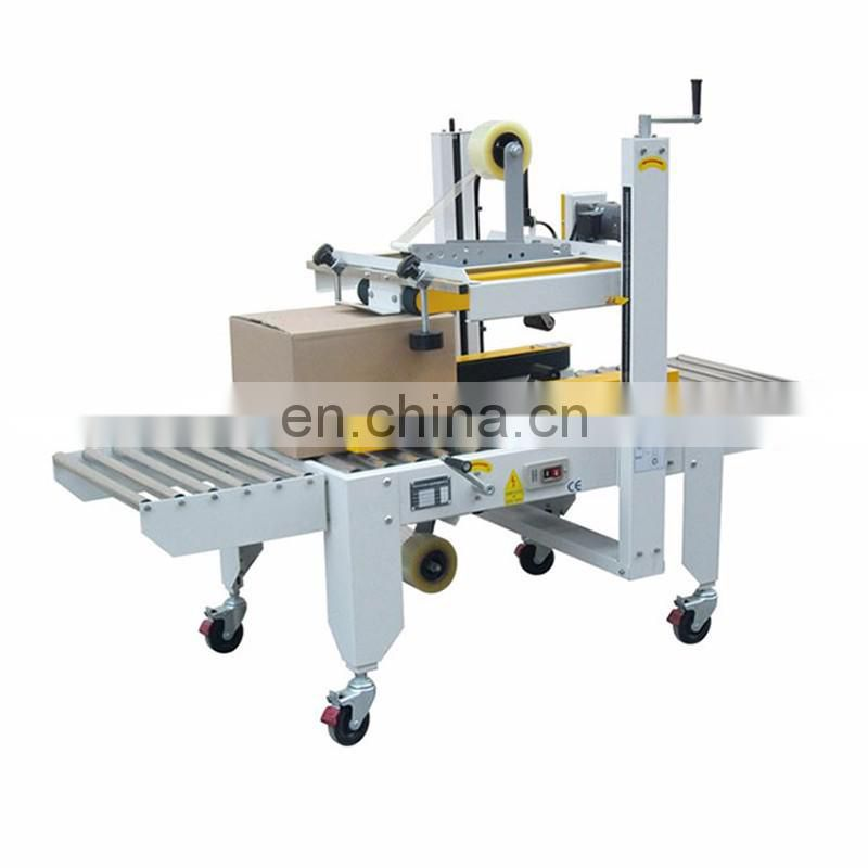 low price carton box sealing tape machine case sealer