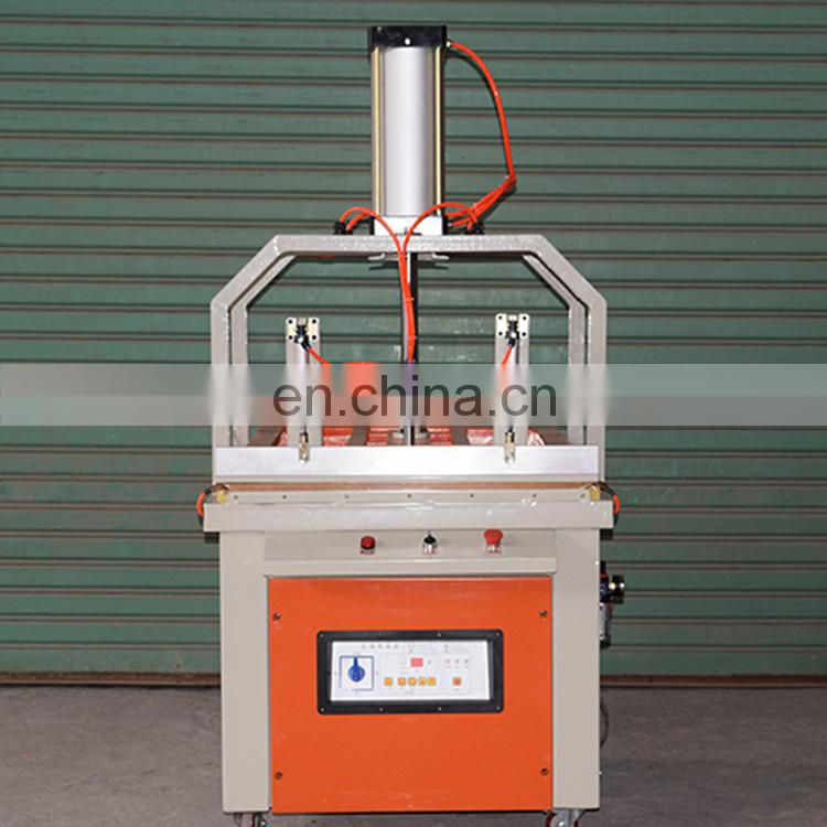 High efficiency hydraulic vacuum packing machine for cotton quilt/ pillow
