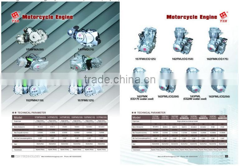 50CC/70CC/90CC100CC/110CC/125CC Motorcycle Engine Cylinder Head /Spare Parts for ATV/Scooter/Go-Kart Motorcycles