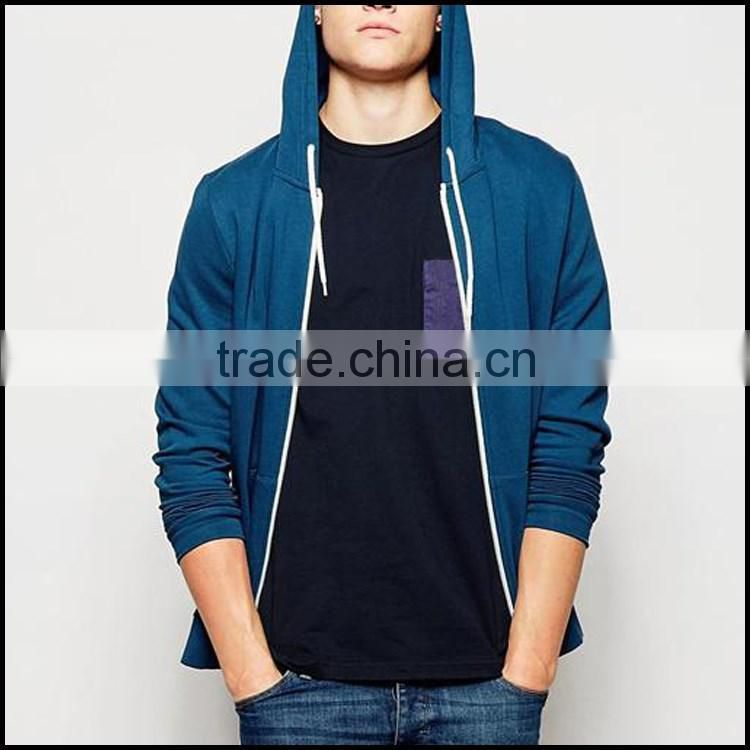 fashion and hot sale blank oversized tshirt wholesale men with pocket