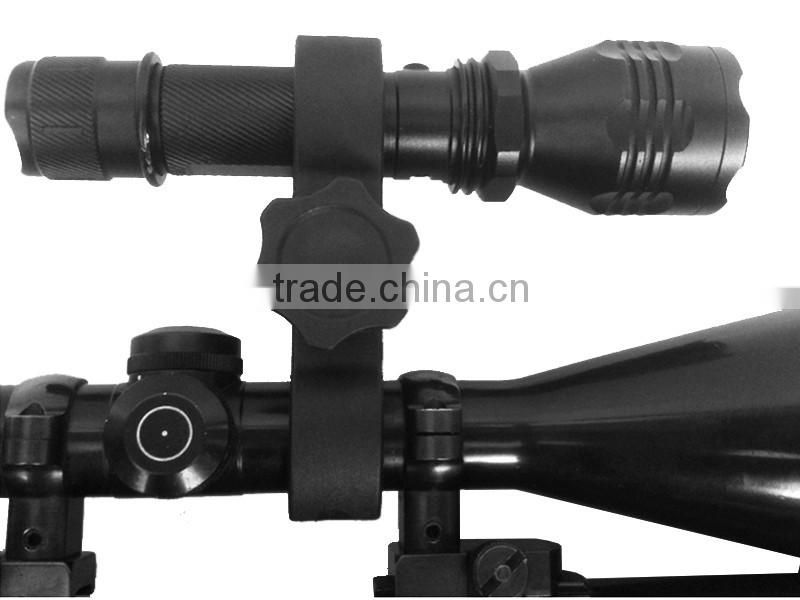 2x25mm Wholesale LED Torch Laser scope mount factory Patented product