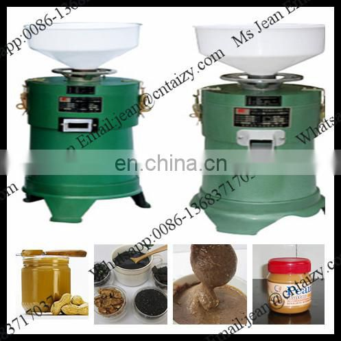 Industrial Crunchy Peanut Butter Grinding Machine / Sesame Colloid Mill Machine / Tomato Colloid Grinder