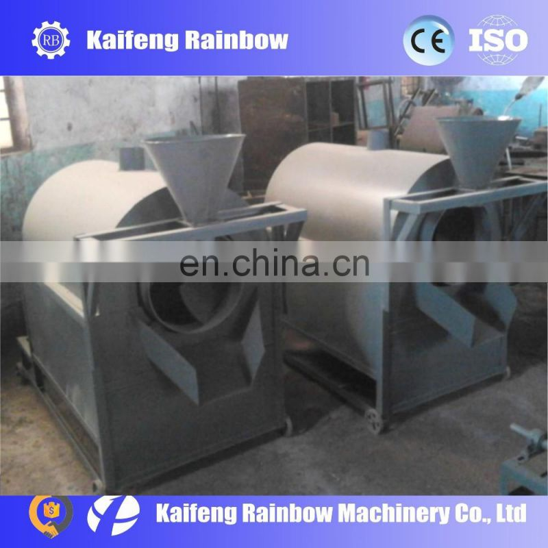 CE approved industrial oil palm seed roasting machine