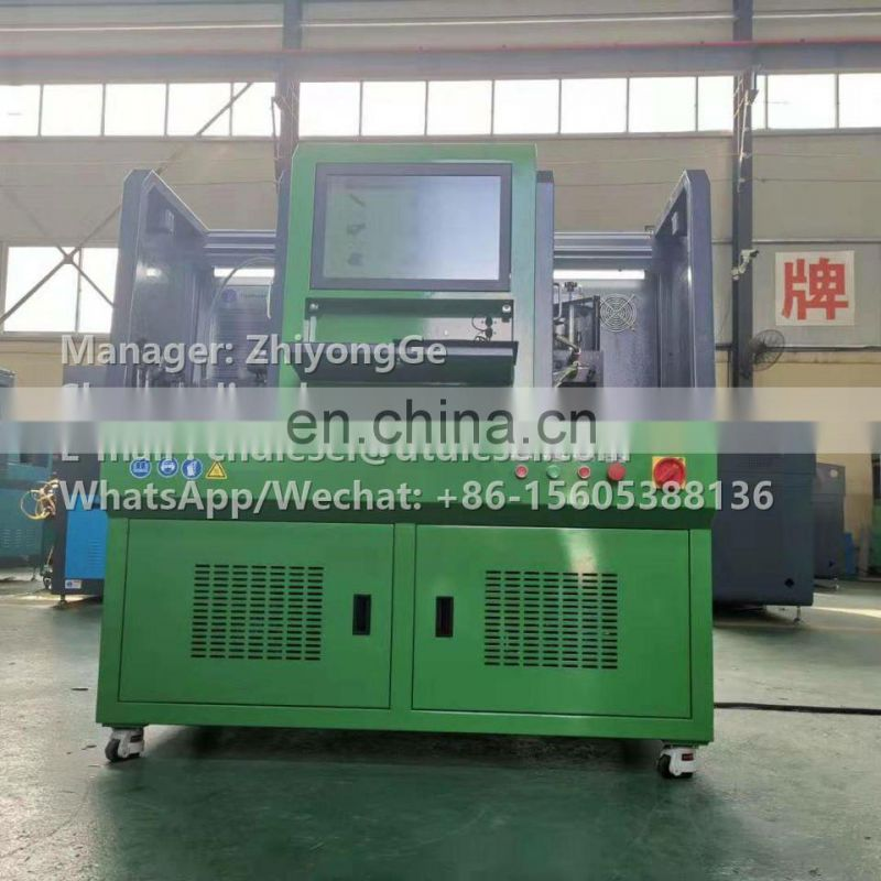 CR709L  DIESEL CMMON RAIL AND HEUI INJECTOR TEST BENCH