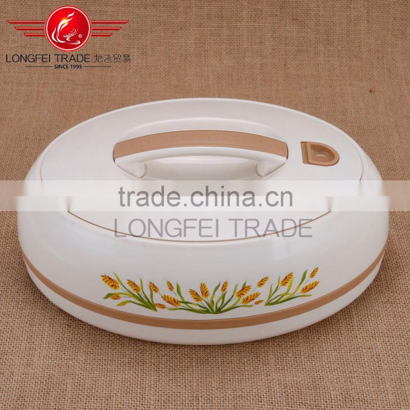 Provide Customized Disposable Insulated Food Warmers