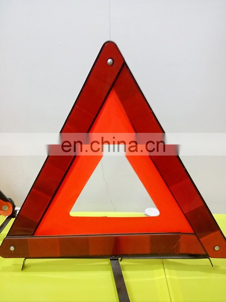 led warning triangle,car triangle warning sign