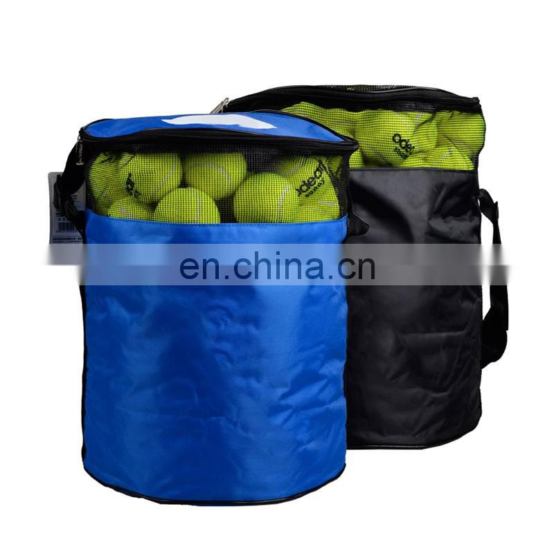 wholesale new black mesh ball holder with waterproof material for promotion