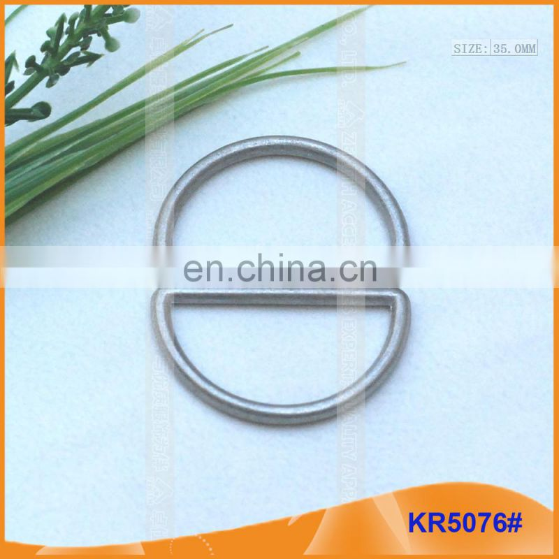 Inner size 35mm Metal Buckles, Metal regulator,Metal D-Ring KR5076