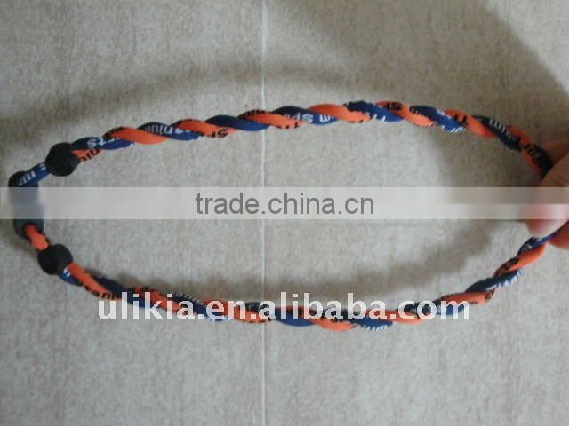 2012 Hot selling rope chain necklace