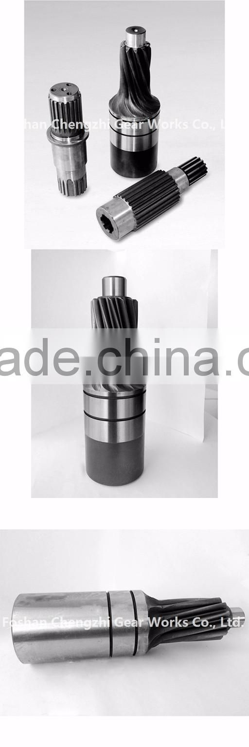 High Precision Customized Transmission Shaft Input Shaft for Various Machinery