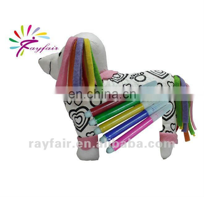 washable toys/tyvek painting toy/tyvek craft