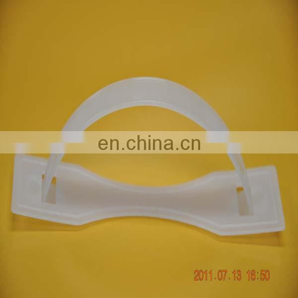 Carton plastic carry handle for milk cartoon