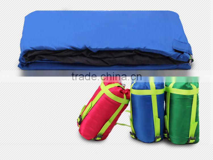 Outdoor compact portable compressed mini super light ultra small sleeping bag