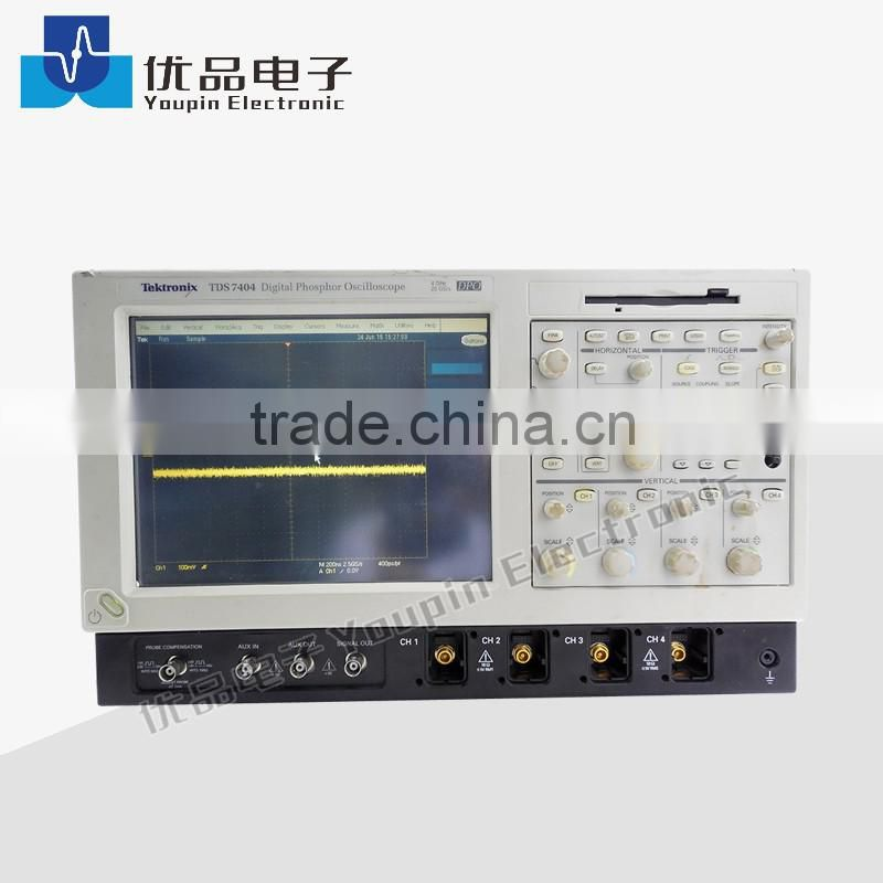 Tektronix TDS7404 Oscilloscope 4GHz, 4 Channel