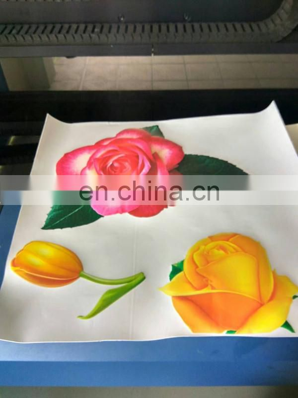 DTG leather printing machine