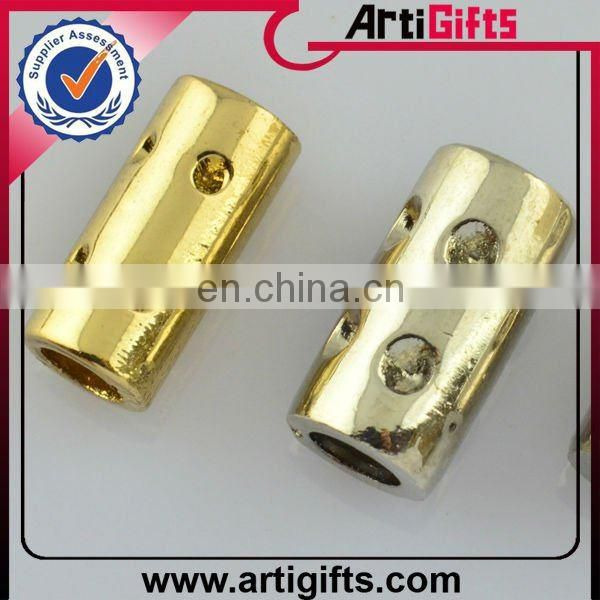 clothing accessories metal cord stoppers