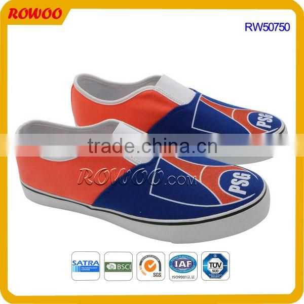 high quality new style urban sole casual canvas rubber shoes