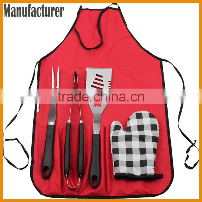 Snap On Bbq Grill Tool Set High Quality Stainless Steel