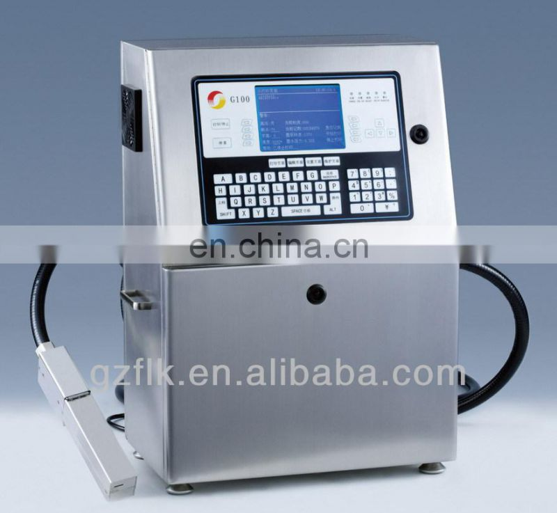 FLK industrial small character inkjet printer