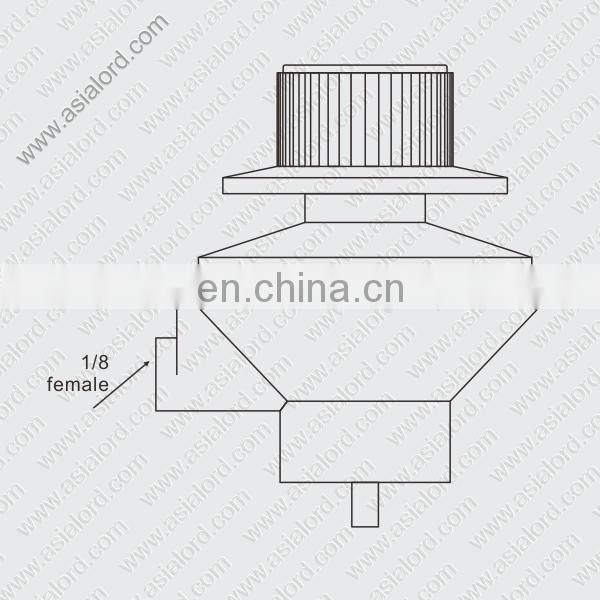 Most Popular Product Of China Adjustable Gas Valve Image
