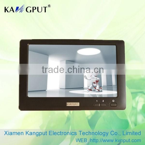 7inch Embedded rugged IP65 industrial touch panel PC with WinCE OS, WIFI, GPS Image