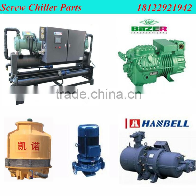 Best Efficient and Trade Assurance water cooled screw glycol chiller for Laser Equipment