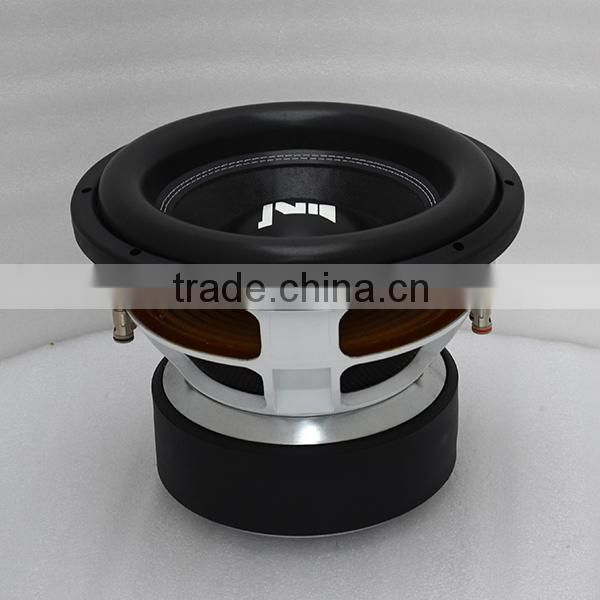 Competition subwoofers in China subwoofer for cars with Rms 1500w spl competition 12 Subwoofer