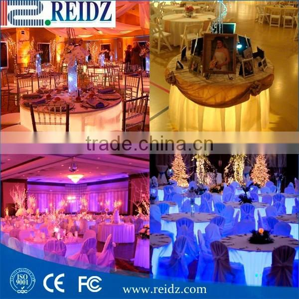 Wedding table battery operated lamps