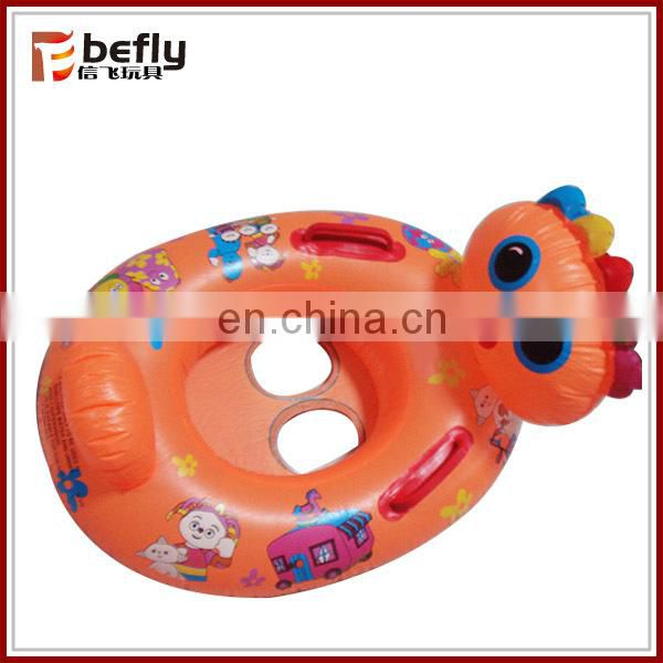 Cheap inflatable baby swim ring