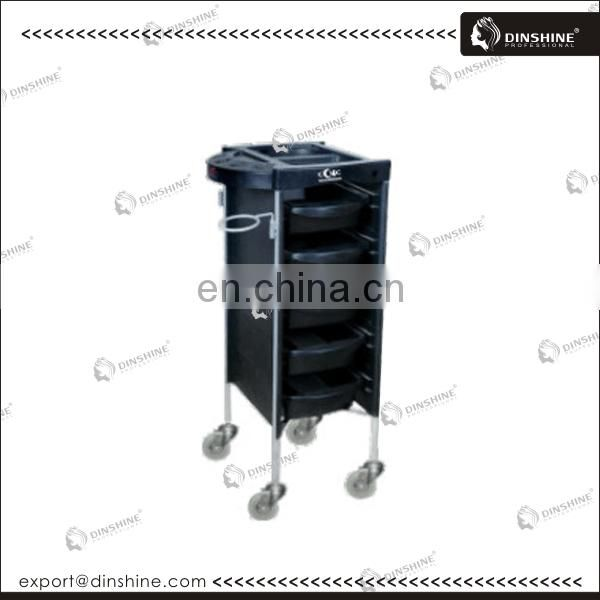 Hairdressing trolley deluxe Hair salon trolley