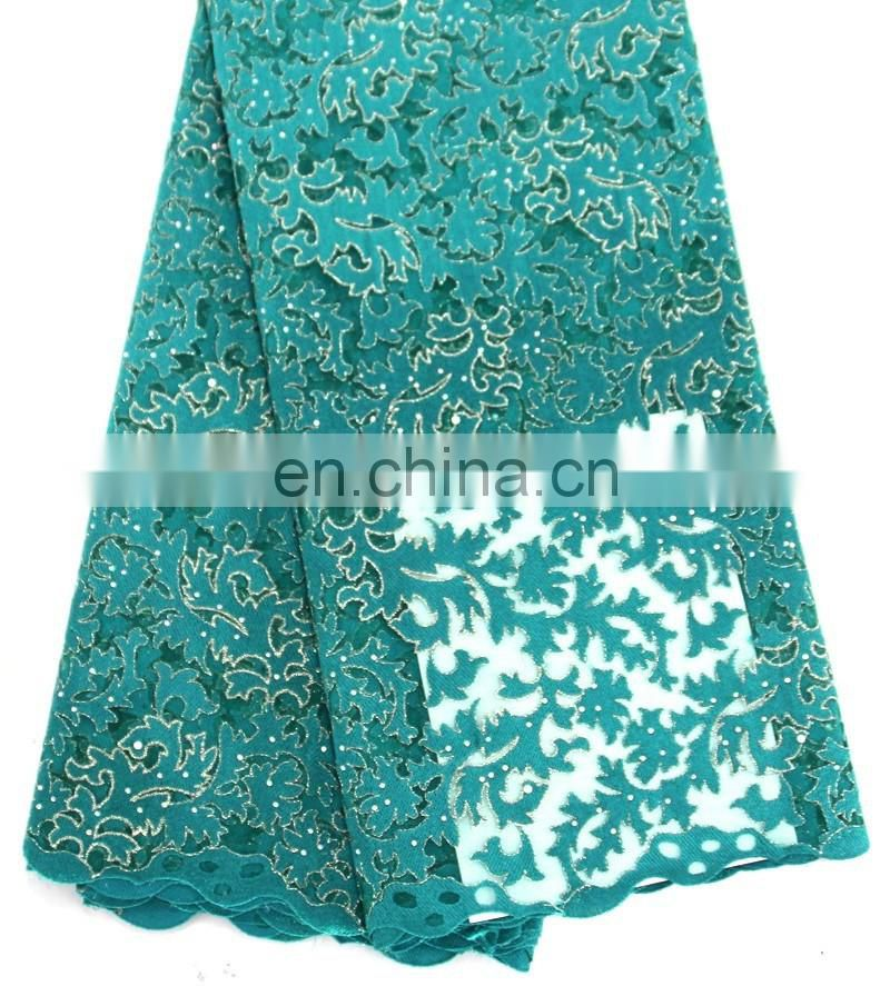 China supplier african fench lace fabrics/french tulle lace fabrics/nigerian french lace fabrics for wedding party dress