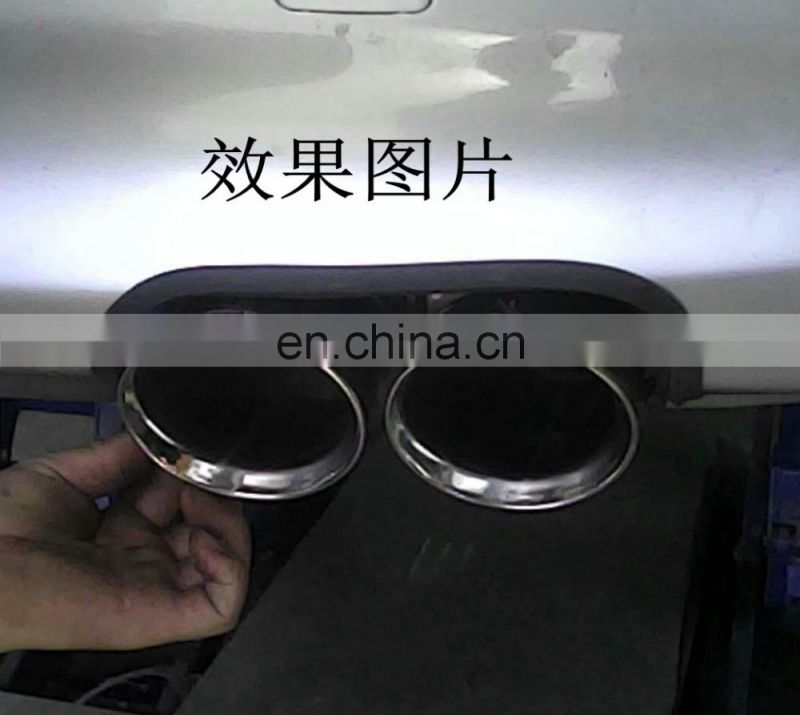 Exhaust tail pipe/Exhaust Pipe Tip