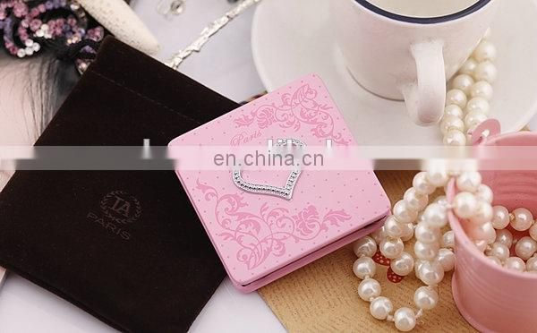 WHOLESALE METAL POCKET PROMOTIONAL GIFT COSMETIC MIRROR