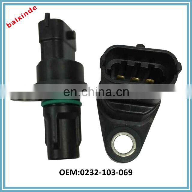 Baixinde brand Top Selling wholesale crankshaft position sensor 23731-EC00A for Japan Cars