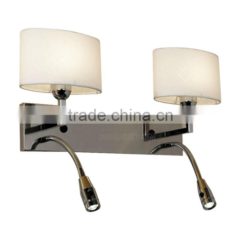modern chrome plated hotel living room wall lamp,hotel living room wall lamp,living room wall lamp WL1036