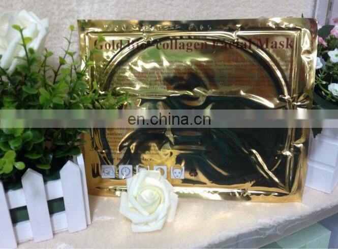 collagen Moisturizing 24 k facial gold mask