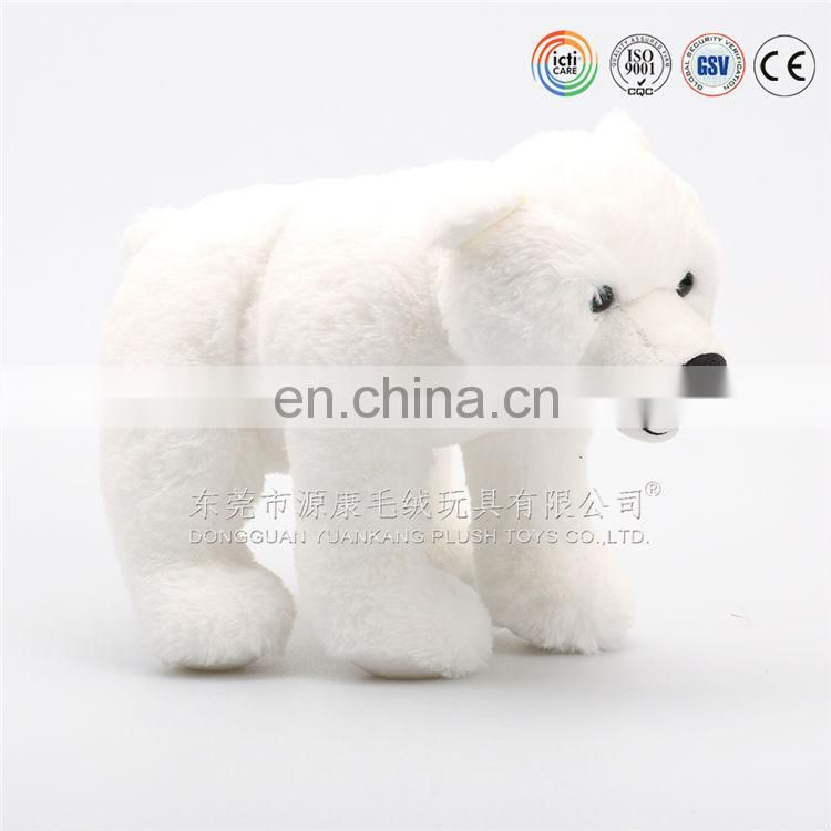 Stuffed and Plush Polar Bear