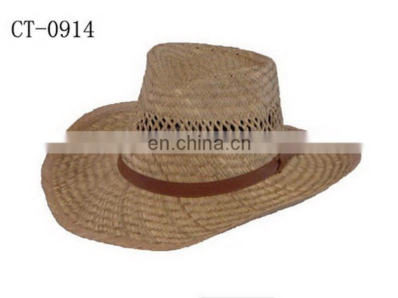 2015 party supply straw outdoor hat