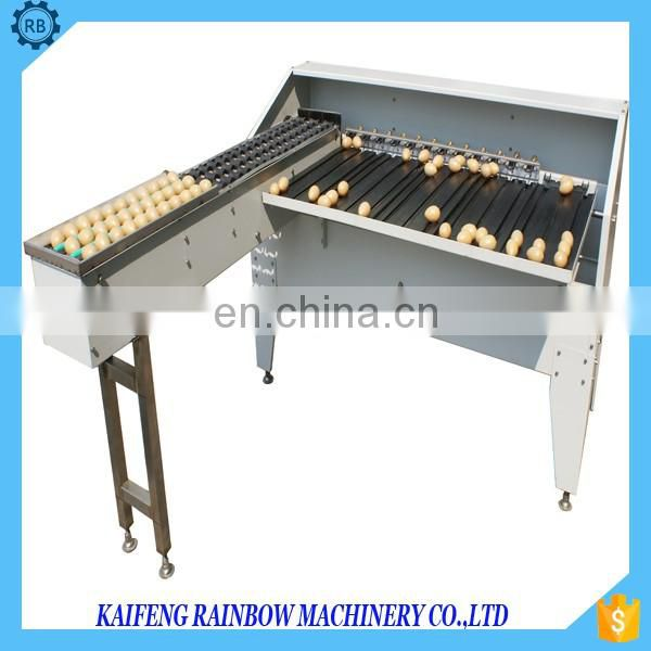 Automatic Simple Poultry Equipment Egg Grading Machine
