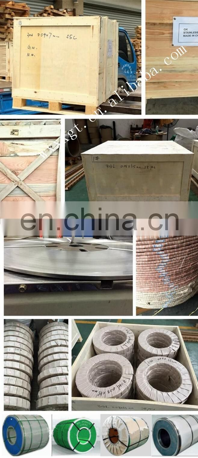 Cold rolled stainless steel strip 430 price