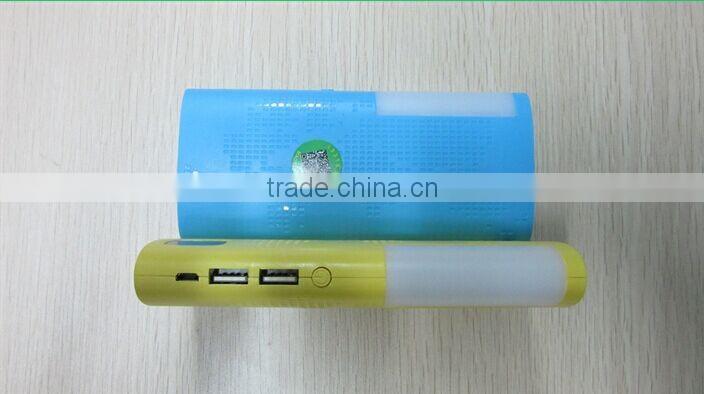 2 USB 10000mah power slim mi rohs portable power bank