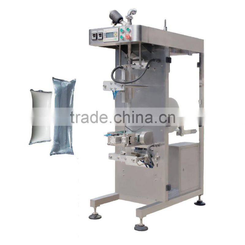 Automatic Mayonnaise Packaging Machines Curry Paste Packaging Machine Sauce Pouch Packing Machine