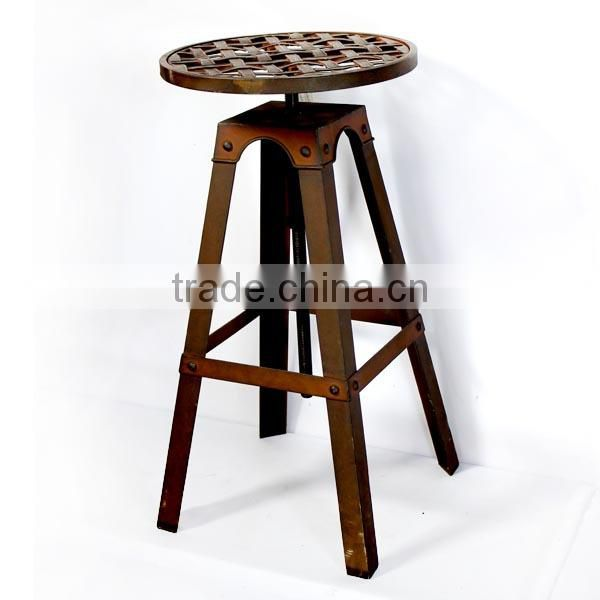 2014 New metal bar stool