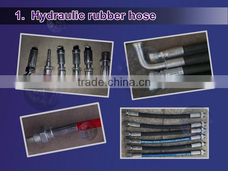 "1/4"" to 2"" hydraulic hose assembly pressing machine/hose fitting tool/hose crimper machine"