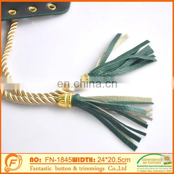 2015 new garments tassel for bag part fringe decoration