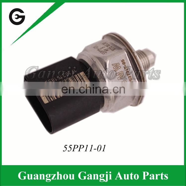 High Performance Fuel Pressure Sensor OEM 55PP11-01 For BMW